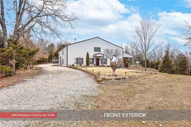 488 Madison 2349, Huntsville, AR 72740 (MLS #1172374) :: McNaughton Real Estate