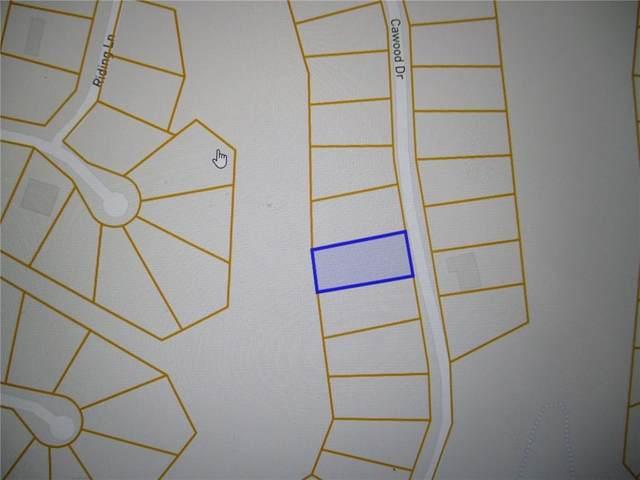 Cawood Drive, Bella Vista, AR 72714 (MLS #1172385) :: McNaughton Real Estate