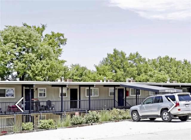 970 W Berry Street, Fayetteville, AR 72701 (MLS #1172419) :: Five Doors Network Northwest Arkansas