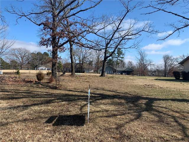 34 Holiday Island Drive, Holiday Island, AR 72631 (MLS #1172433) :: NWA House Hunters   RE/MAX Real Estate Results