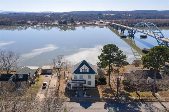 601 W River Street, Ozark, AR 72949 (MLS #1172590) :: NWA House Hunters | RE/MAX Real Estate Results