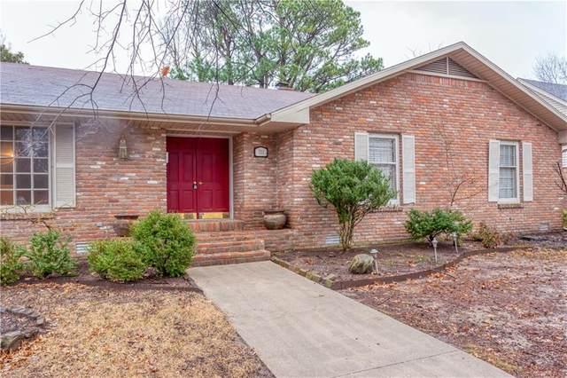 701 Maria Street, Springdale, AR 72764 (MLS #1172599) :: Five Doors Network Northwest Arkansas