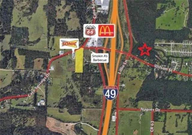 6.5 Acres W Foothills Drive, Fayetteville, AR 72701 (MLS #1172680) :: NWA House Hunters | RE/MAX Real Estate Results