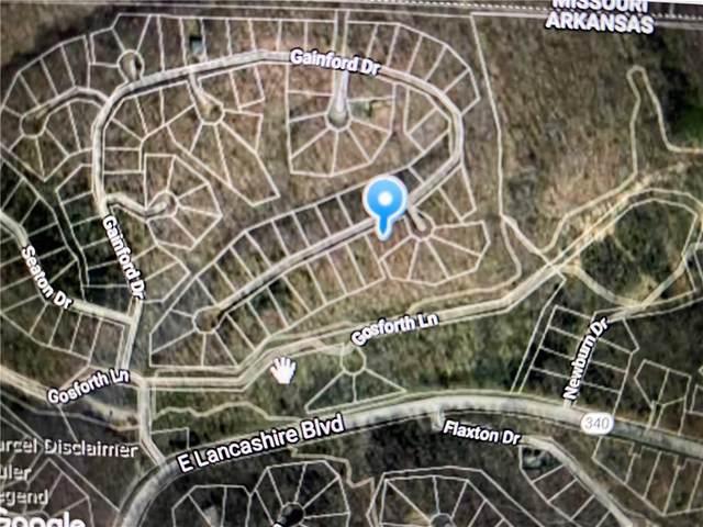 Gainford & Burn Lane, Bella Vista, AR 72714 (MLS #1172696) :: Five Doors Network Northwest Arkansas