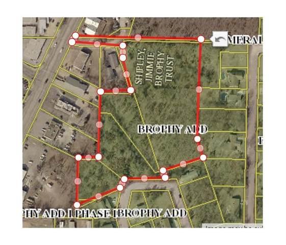 Brophy Circle, Fayetteville, AR 72703 (MLS #1172698) :: Five Doors Network Northwest Arkansas