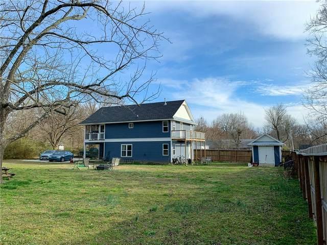 110 N Ozark Street, Prairie Grove, AR 72753 (MLS #1173845) :: Five Doors Network Northwest Arkansas