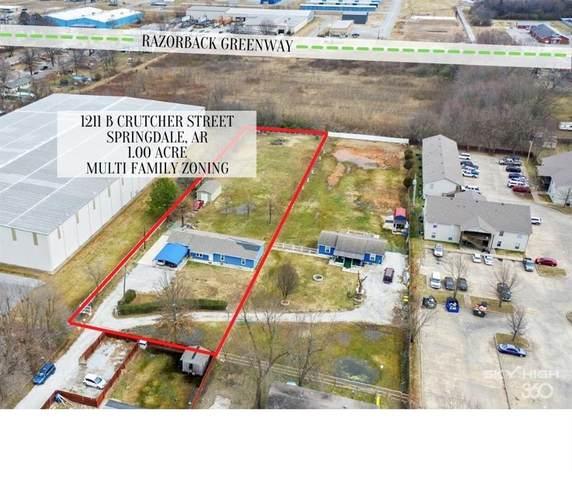 1211-B Crutcher Street, Springdale, AR 72764 (MLS #1173972) :: NWA House Hunters | RE/MAX Real Estate Results