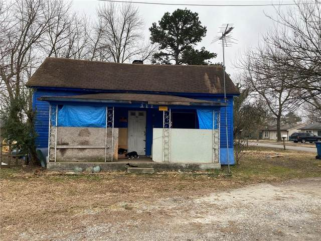 111 W 3rd Street, Gentry, AR 72734 (MLS #1173977) :: NWA House Hunters | RE/MAX Real Estate Results