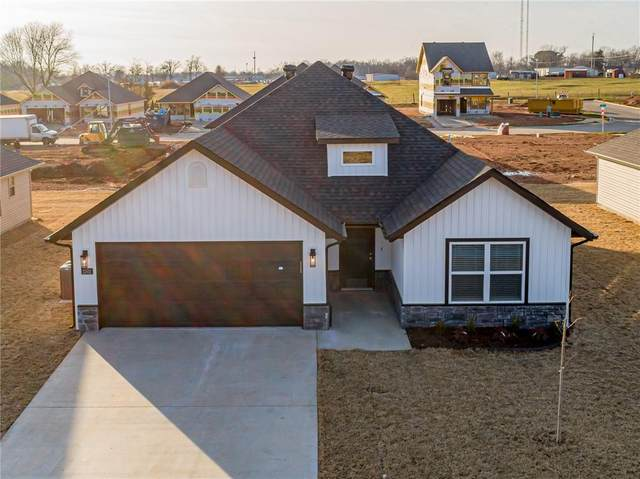 607 E Wire Ridge Drive, Rogers, AR 72758 (MLS #1174050) :: McMullen Realty Group