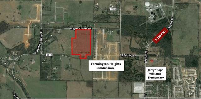 23.13 Acres Wayne Sellers Road, Fayetteville, AR 72730 (MLS #1174095) :: NWA House Hunters   RE/MAX Real Estate Results