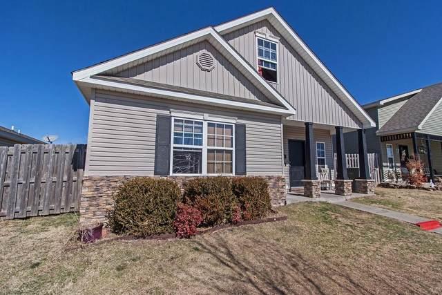 4496 Sweetgum Lane, Fayetteville, AR 72704 (MLS #1174151) :: McNaughton Real Estate