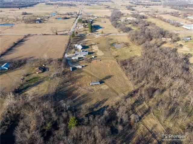 Ar 102 Highway, Centerton, AR 72719 (MLS #1174246) :: McNaughton Real Estate
