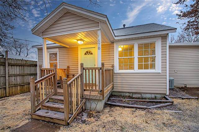 678 E Fairlane Street, Fayetteville, AR 72701 (MLS #1174266) :: NWA House Hunters | RE/MAX Real Estate Results