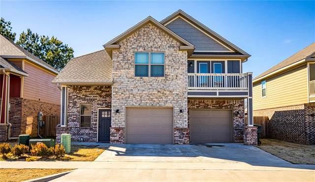 1299 N Sicily Lane, Fayetteville, AR 72704 (MLS #1174499) :: McNaughton Real Estate