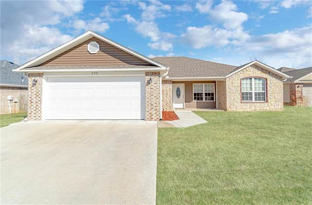 777 Deer Lodge Court, Siloam Springs, AR 72761 (MLS #1174754) :: NWA House Hunters | RE/MAX Real Estate Results