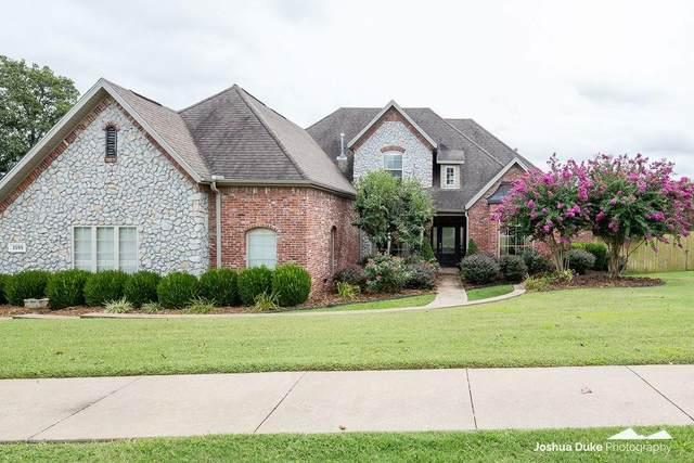 3595 Township Street, Fayetteville, AR 72703 (MLS #1174817) :: McNaughton Real Estate