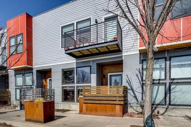 368 W 5th Street, Fayetteville, AR 72701 (MLS #1174864) :: McNaughton Real Estate