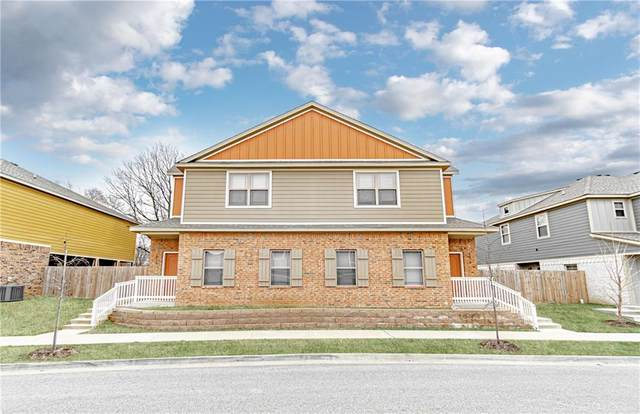 1310-1312 N Corsica Drive, Fayetteville, AR 72704 (MLS #1174899) :: NWA House Hunters | RE/MAX Real Estate Results