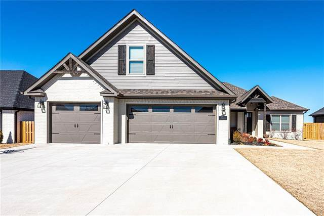 826 Saffron Avenue, Springdale, AR 72762 (MLS #1175002) :: McMullen Realty Group