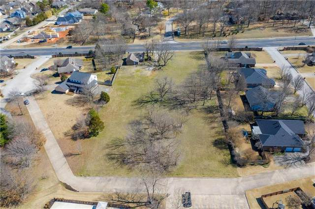 1629 N Crossover Road, Fayetteville, AR 72701 (MLS #1175071) :: Annette Gore Team | EXP Realty