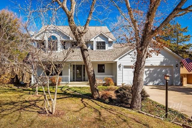 22 Table Rock Drive, Holiday Island, AR 72631 (MLS #1175078) :: McNaughton Real Estate