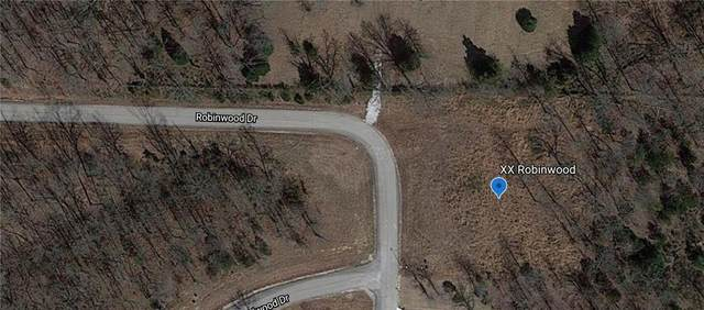 Lot 1 Robinwood Drive, Rogers, AR 72756 (MLS #1175209) :: Elite Realty