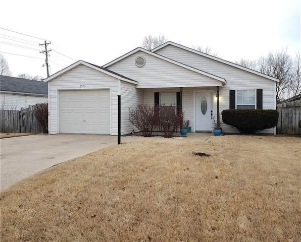 2503 SE 4th Street, Bentonville, AR 72712 (MLS #1175235) :: Annette Gore Team | EXP Realty