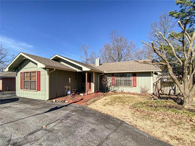 142 Holiday Island Drive, Eureka Springs, AR 72631 (MLS #1175252) :: Five Doors Network Northwest Arkansas