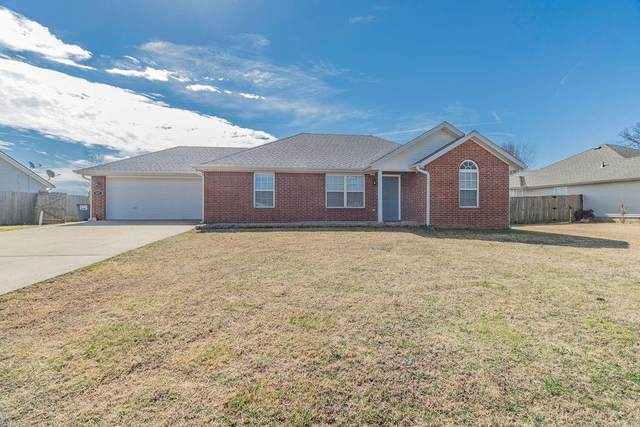 527 Stowers Avenue, Elkins, AR 72727 (MLS #1175264) :: Five Doors Network Northwest Arkansas