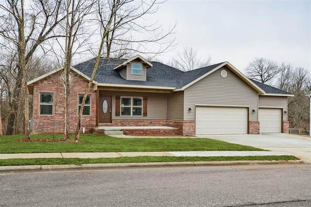 1070 Nemett Circle, Pea Ridge, AR 72751 (MLS #1175327) :: Elite Realty