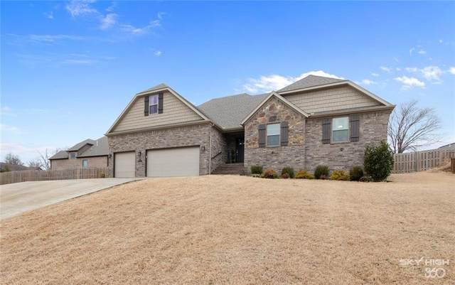 1175 Nemett Circle, Pea Ridge, AR 72751 (MLS #1175449) :: Elite Realty