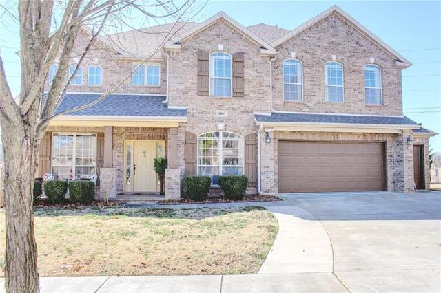 1661 S Coopers Cove, Fayetteville, AR 72701 (MLS #1175454) :: McNaughton Real Estate