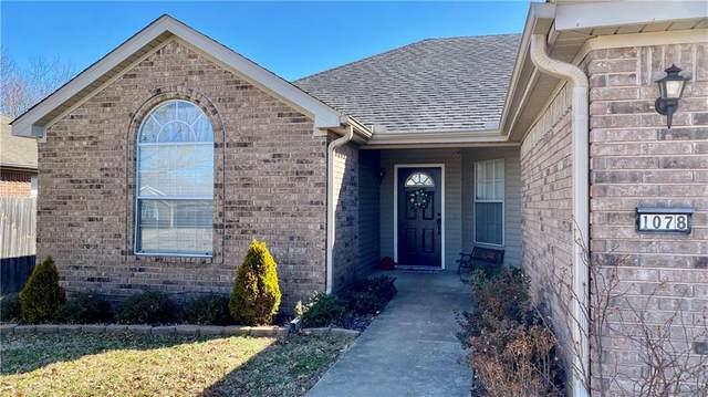 1078 S Liberty Drive, Fayetteville, AR 72701 (MLS #1175509) :: Five Doors Network Northwest Arkansas