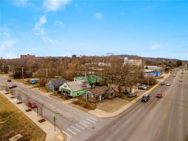 572 W Martin Luther King Boulevard, Fayetteville, AR 72701 (MLS #1175518) :: Five Doors Network Northwest Arkansas