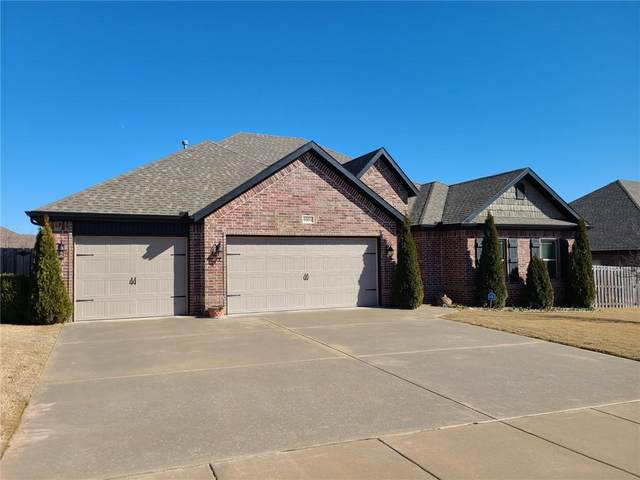 6301 S 57th Street, Rogers, AR 72758 (MLS #1175530) :: Five Doors Network Northwest Arkansas