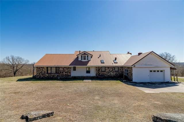 1304 Reed Valley Road, Fayetteville, AR 72704 (MLS #1176578) :: McNaughton Real Estate