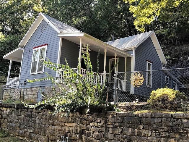 11 Douglas Street, Eureka Springs, AR 72632 (MLS #1176606) :: Five Doors Network Northwest Arkansas