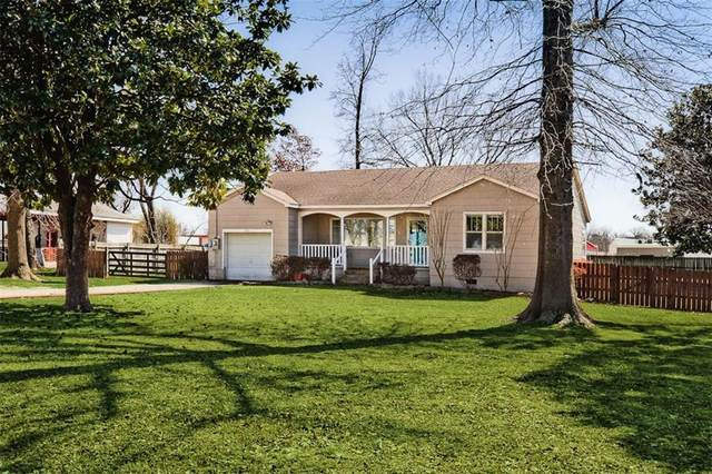 320 W Kenwood Street, Siloam Springs, AR 72761 (MLS #1176669) :: NWA House Hunters | RE/MAX Real Estate Results