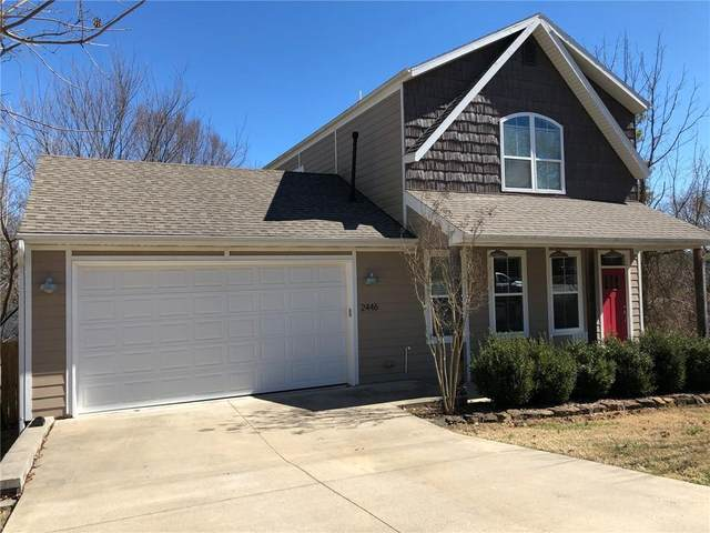 2446 Wilderness Lane, Fayetteville, AR 72703 (MLS #1176686) :: NWA House Hunters | RE/MAX Real Estate Results