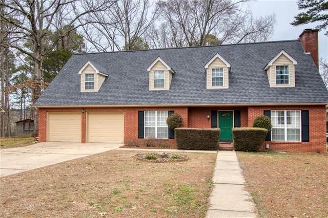 15 King Drive, Clarksville, AR 72830 (MLS #1176695) :: Five Doors Network Northwest Arkansas