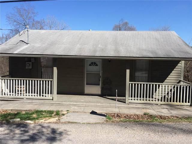 3 King Street, Eureka Springs, AR 72632 (MLS #1176721) :: Five Doors Network Northwest Arkansas