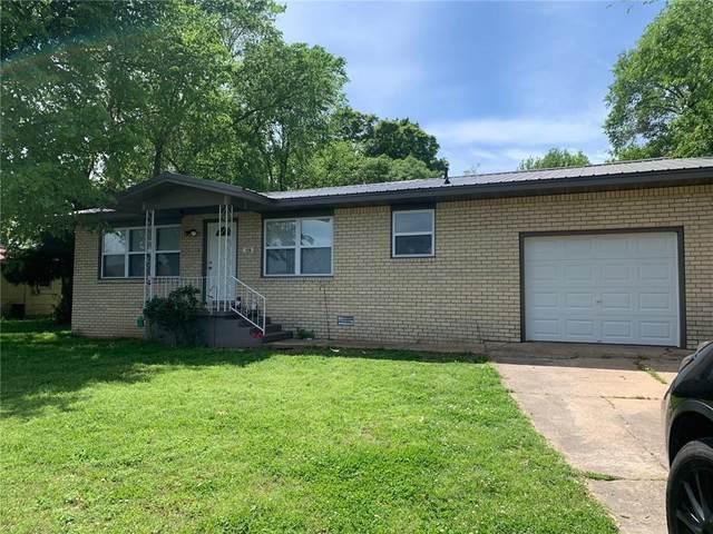 110 Campbell Street, Berryville, AR 72616 (MLS #1176741) :: Five Doors Network Northwest Arkansas