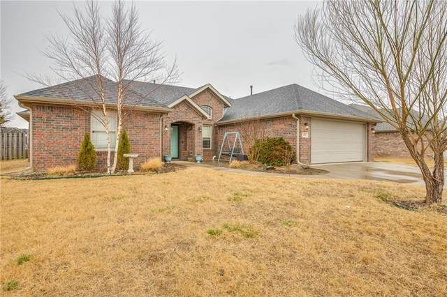 121 Halleck Coach Road, Centerton, AR 72719 (MLS #1176799) :: NWA House Hunters | RE/MAX Real Estate Results