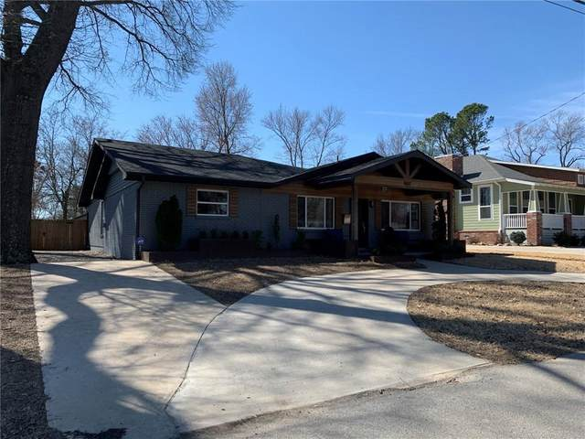 607 SW 2nd Street, Bentonville, AR 72712 (MLS #1176855) :: NWA House Hunters | RE/MAX Real Estate Results