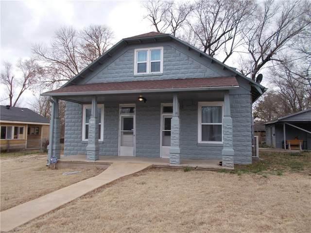 135 Chestnut Street, Cave Springs, AR 72718 (MLS #1177057) :: McNaughton Real Estate