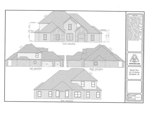 1757 Balmoral Avenue, Springdale, AR 72764 (MLS #1177062) :: Annette Gore Team | EXP Realty