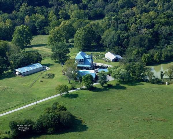 708 E Bowen Boulevard, Fayetteville, AR 72703 (MLS #1177110) :: McNaughton Real Estate