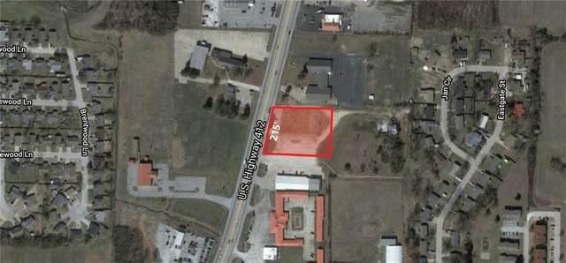 1.16 +/- Acres E Hwy 412, Siloam Springs, AR 72761 (MLS #1177155) :: Five Doors Network Northwest Arkansas