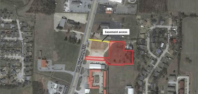 2.42 +/- Acres E Hwy 412, Siloam Springs, AR 72761 (MLS #1177156) :: Five Doors Network Northwest Arkansas