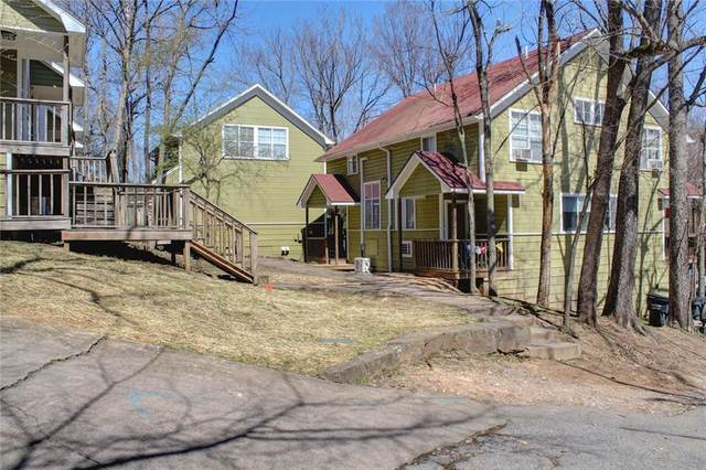 241 S Gregg Avenue, Fayetteville, AR 72701 (MLS #1177253) :: Five Doors Network Northwest Arkansas